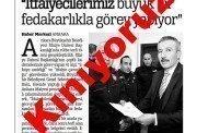 BİZİ YİNE ŞAŞIRTMADILAR (!)