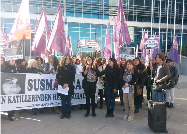 Özgecan Davası: Katledilen Tüm Kadınlar İçin Mücadeleye Devam!
