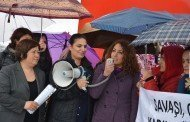 Savaşı, Güvencesizliği ve Kadın Düşmanı Politikaları Reddediyoruz!