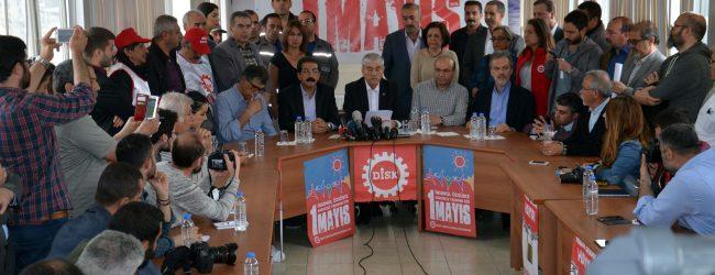 EMEK-BARIŞ-DEMOKRASİ İÇİN HAYDİ 1 MAYIS'A!