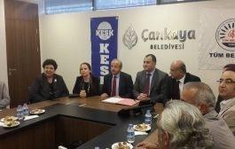 Sendikamız Çankaya Belediyesiyle Toplu Sözleşme İmzaladı