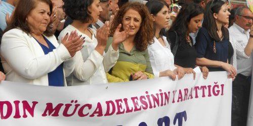Adıyaman Valiliğinin Baskı Ve Sürgün Politikaları Protesto Edildi!