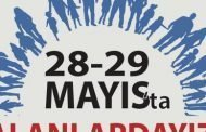 28-29 Mayıs KESK Bölgesel Mitinglerimizin Afiş ve Programı