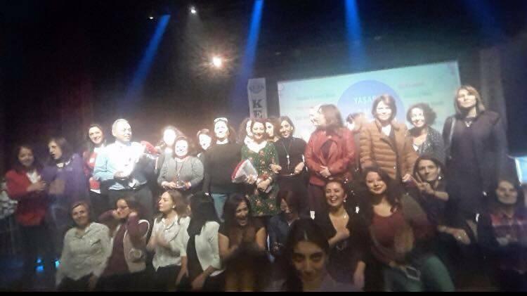 İstanbul Şubelerimizin Düzenlediği Kadın Panelinde Bir Araya Geldik