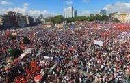 KESK İstanbul'da, Cumhuriyet ve Demokrasi Mitingine Çağırıyor