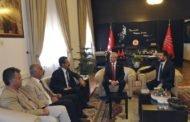 Konfederasyonumuzdan, CHP Genel Başkanı Kemal Kılıçdaroğlu'na Ziyaret!