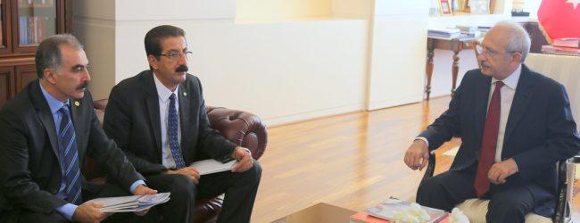 CHP Genel Başkanı Kılıçdaroğlu ile OHAL, KHK ve İhraçları Değerlendirdik! - KESK