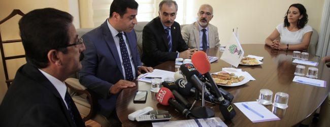 OHAL, Açığa Almalar ve İhraçlarla İlgili HDP ile Görüştük! - KESK