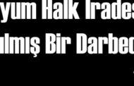 AKP Kendi Darbesini Derinleştirmeye Devam Ediyor! - KESK