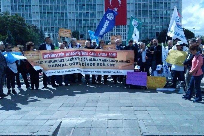 İstanbul Büyükşehir Belediyesi'nde Cadı Avına Son!