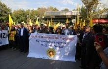 OHAL'e, Ayrımcılığa, Açığa Almalara Karşı Dünya Öğretmenler Gününde Eğitim Emekçileriyle Birlikte MEB Önündeydik