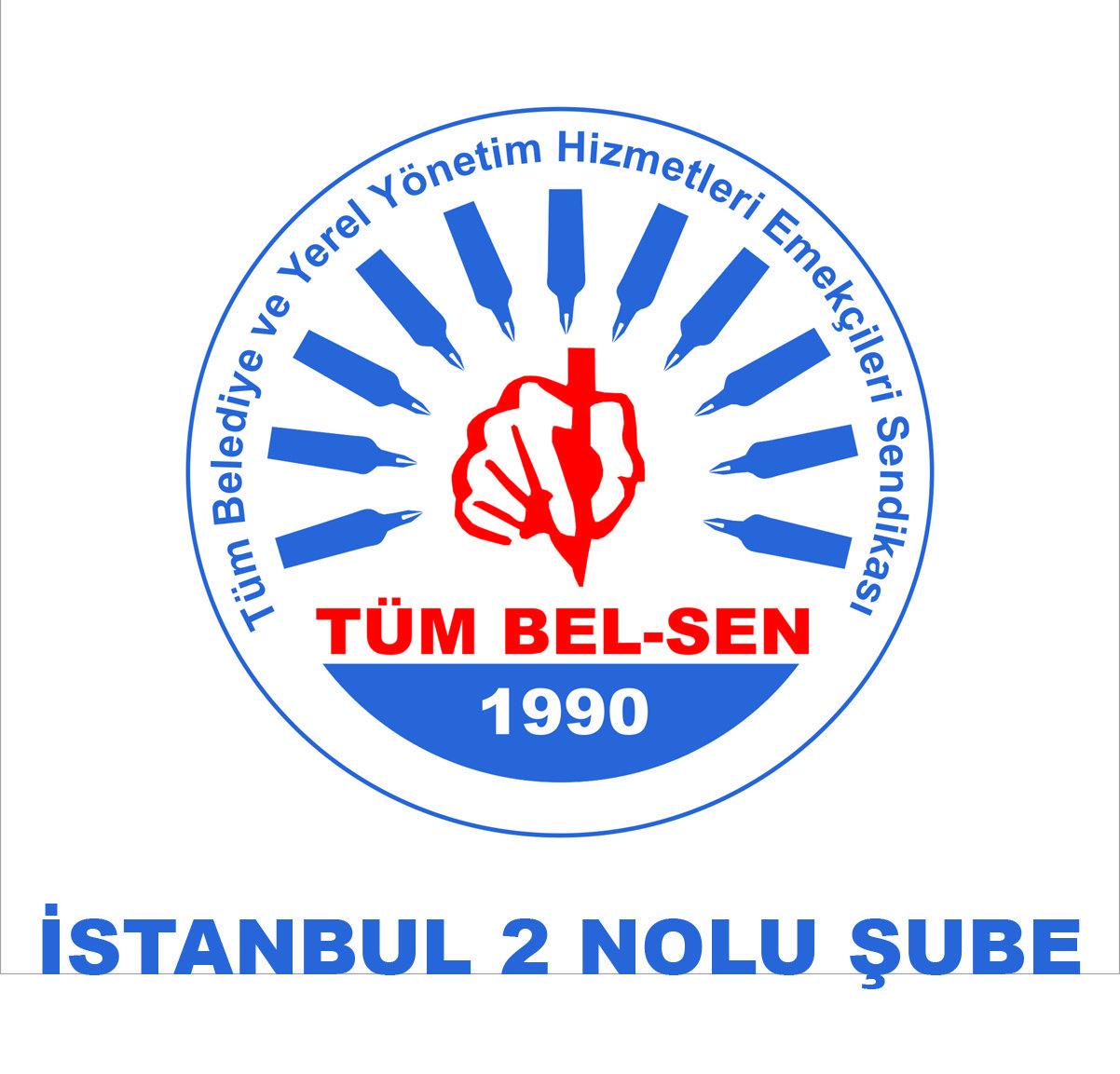 TÜM BEL-SEN İSTANBUL 2 NOLU ŞUBE GENEL KURUL DUYURUSU