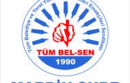 TÜM BEL-SEN MARDİN ŞUBE GENEL KURUL DUYURUSU