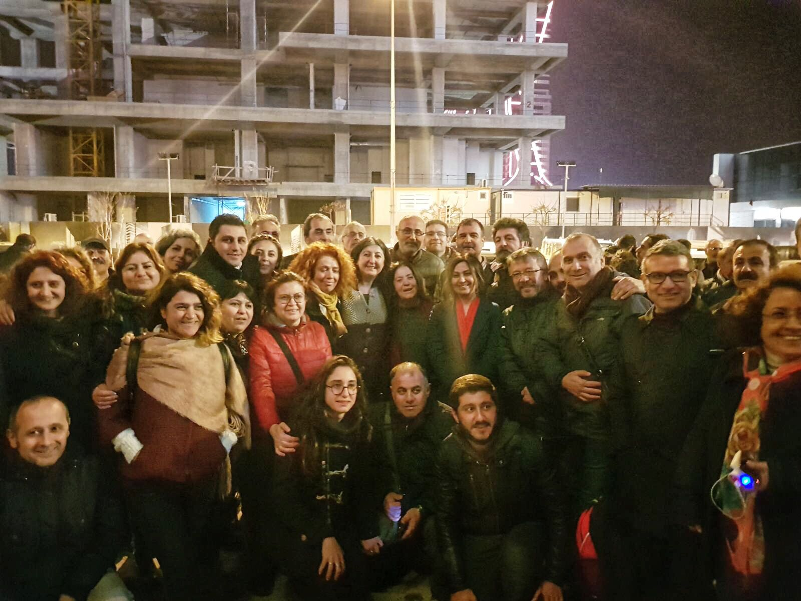 MYK ÜYEMİZ ELİF ÇUHADAR SERBEST!