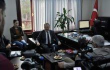 HALKLARIN DEMOKRATİK PARTİSİ (HDP) HEYETİ SENDİKAMIZI ZİYARET ETTİ