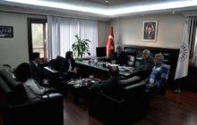 HDP'DEN SENDİKAMIZA ZİYARET