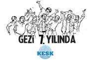 Gezi 7 Yaşında, Karanlık Gider, Gezi Kalır!