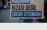 Çocuk Cinsel İstismarı Faillerine Yönelik Af Girişimlerinden, İstanbul sözleşmesini ve 6284 Sayılı Şiddet Yasasını Karalamaktan, Kadınların Kazanılmış Haklarını Tehdit Etmekten VAZGEÇİN!