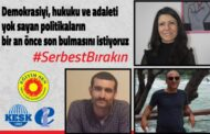 Eğitim Sen: Keyfi ve Hukuksuz Tutuklamalara Son Verilmelidir!
